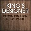 King's Pack Designer